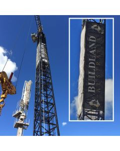 Crane Banner Mesh