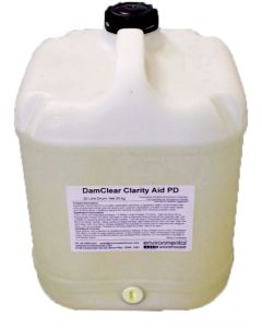 DamClear Clarity Aid PAC Inorganic Coagulant, 20L