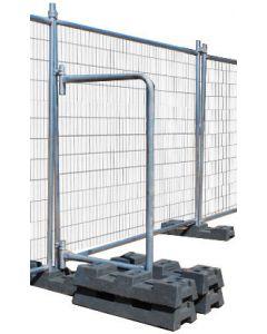 F-Frame Temp Fence Brace