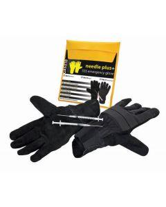 Needle Safety Gloves Medium