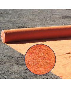 mastaTEX Warning Layer geotextile hi vis orange for asbestos