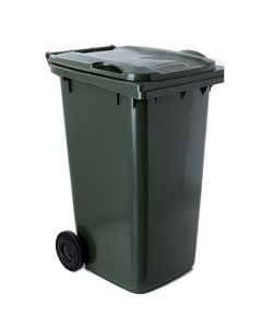 Green  Wheel Bin