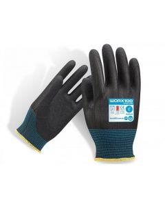 FORCE360 Eco Nitrile Foam Safety Glove, Size M