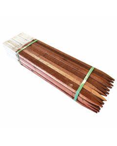 Australian hardwood jarrah stakes 900