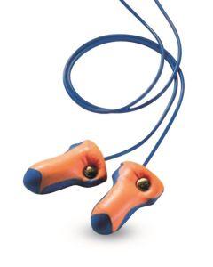 Laser-Trak Disposable Detectable Foam Ear Plugs, Box of 100