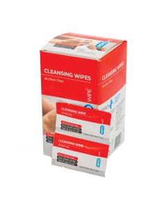 Antiseptic Wipe/Swab, Sterowipe, Non-Sting, Alcohol Free, Sterile