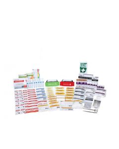 Refill Kits R3 Large First Aid Kit | 1-50 Persons Low Risk - 1-25 Persons High Risk