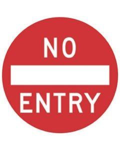 No Entry C/F Class 1
