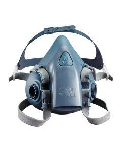3M Half Face Respirator 7502, Medium