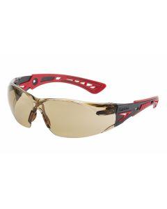 Bolle Rush+ Platinum Twilight Lens Safety Glasses
