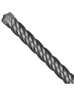 Milwaukee SDS Plus 4 Cut Drill Bits