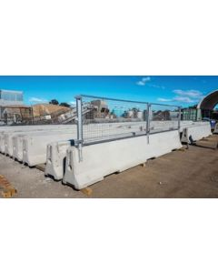 3m Anti-Gawk Screen for Precast Barrier