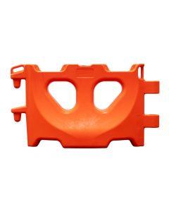 Trafix 1500 Orange 1.5M (W) Water Filled Barrier