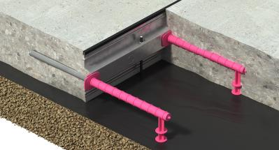 How to use expansion joint foam