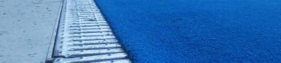 Hockey Centre (GRP) drainage channels Gold Coast