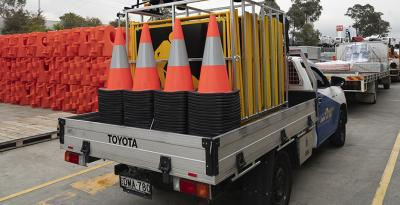 3 traffic control equipment products to boost safety on site