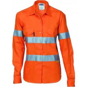 orange hi vis shirt