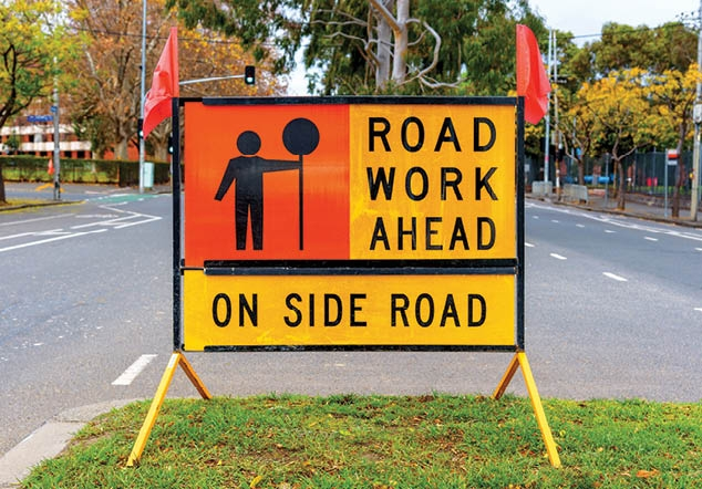 Road & Traffic Control equipment
